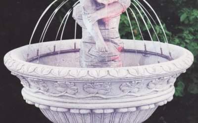 Fontana cemento bianco, Eraclea Fn70