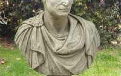 busto da giardino, Bs18