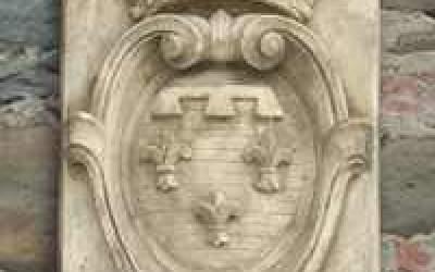 emblem Garden white cement, TST02
