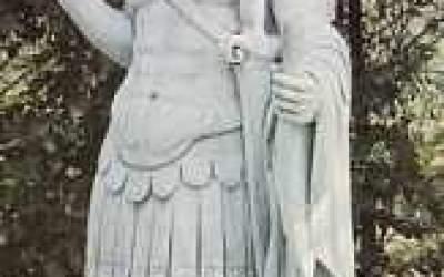 statua da giardino, Statua Centurione St26
