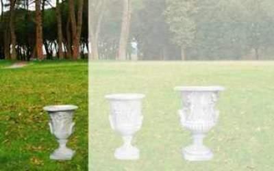 vaso cemento a calice Vs019