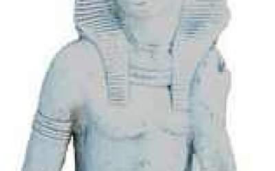 Statua Sfinge uomo St71