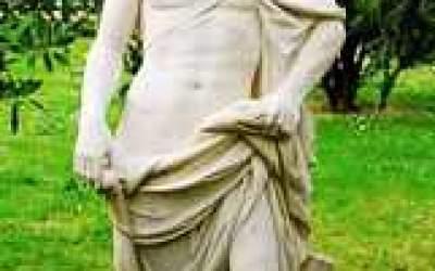 statua da giardino, Statua Ares St28