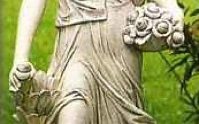 Statua PrimaveraTSA32A