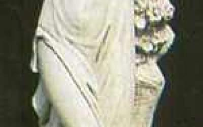 Statua primavere Maresca St34A