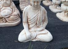 Buddha in cemento bianco, TSA04