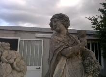 Garden statue stone sculpture, ST04PC