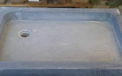 Acquaio lavello in pietra cardoso, AP02