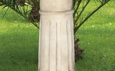 colonna cemento da giardino TC19