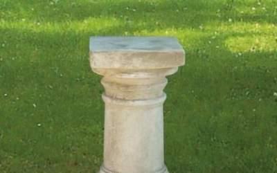 colonna cemento da giardino TC25
