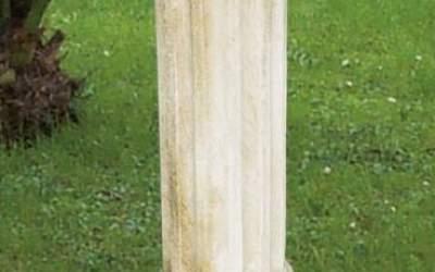 colonna in cemento da giardino TC27