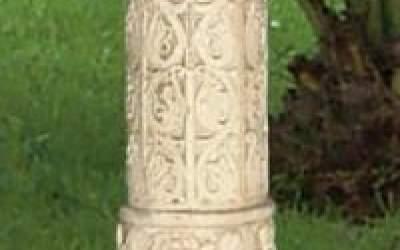 colonne in cemento da giardino TC32