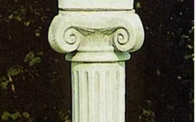 colonna in cemento da giardino, TC41