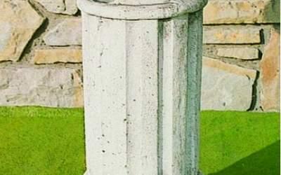 capitello per tavolo da giardino, TC43
