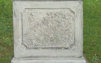 base cemento da giardino, TC57