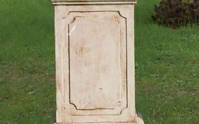 base cemento da giardino, TC58