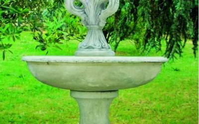 "Fontana in cemento da giardino Marbella ""Florentia"" TF13"