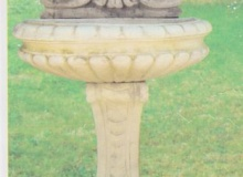 Fontana cemento bianco Orvieto Fn41