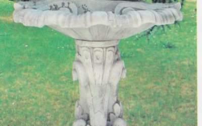 Fontana cemento bianco Latina Fn44