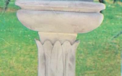 Fontana cemento bianco, Ravenna Fn50