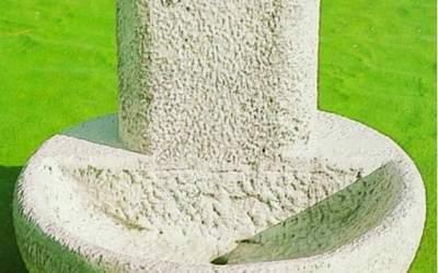 Fontanella cemento bianco, Rea Fn59