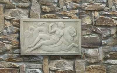 pannello in cemento bianco Pa17