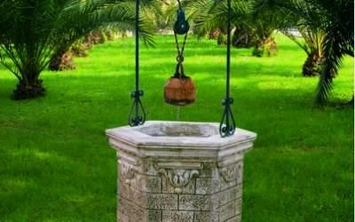 Brunnenwasser weisszement, Pz01