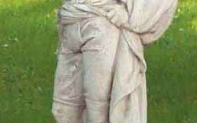 Statua contadino St63