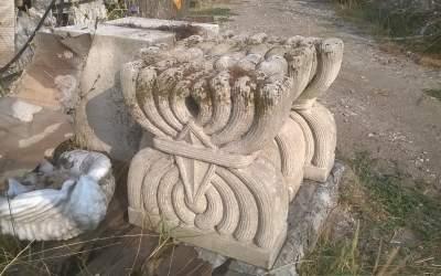 base panchina pietra, PNPC01